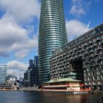 Baltimore Tower E14 Docklands Nearly Complete