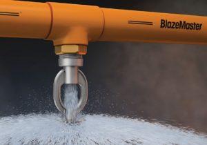 Blazemaster tubing